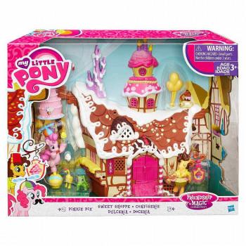 My Little Pony set trgovina s slaščicami