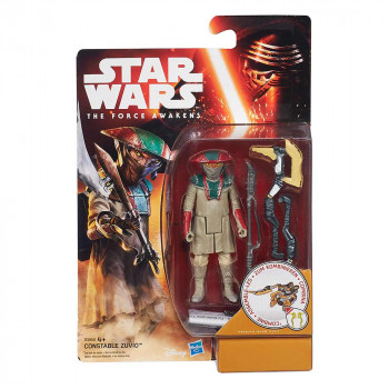 Star Wars figura Constable Zuvio 9,5cm