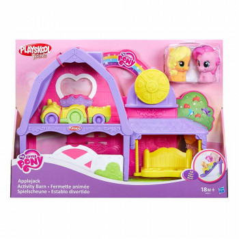 Playskool prijatelj My Little Pony hlev