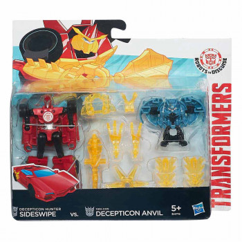 Transformer Mini-Con bojni set Sideswipe