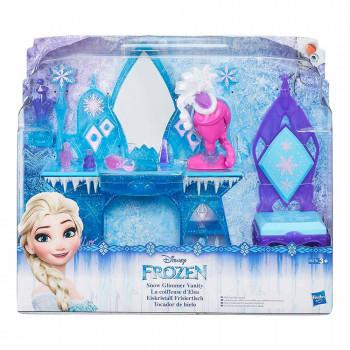 Frozen set filmski prizor lepotilna miza