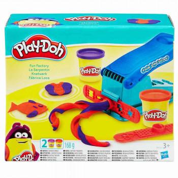 Play-Doh osnovna tovarna za barve