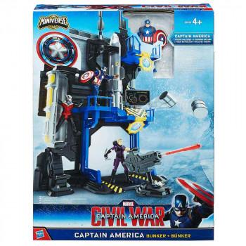 Avengers igralni set Stotnik Amerika