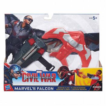 Avengers Falcon izstreljevalec za igro