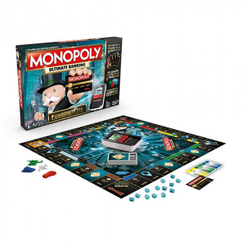 Monopoly Ultimate Banking HR