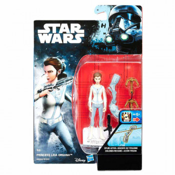 Star Wars figura Princess Leia Organa