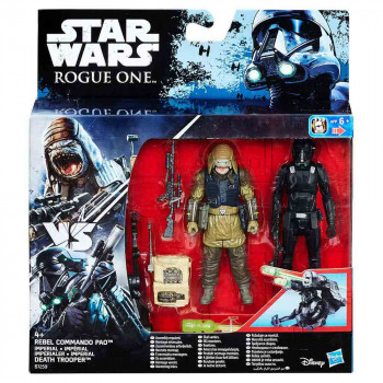 Star Wars figura dvojni set Imperial