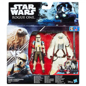 Star Wars figura dvojni set Squad Leader