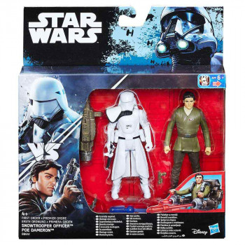 Star Wars figura dvojni set First Orfer