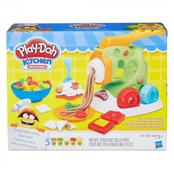Play-Doh kuhinja oblikovanje testenin