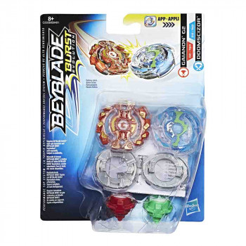 Beyblade dvojno pakiranje G2-Doomscizor