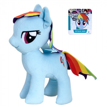 My Little Pony Rainbow Dash pliš 25cm