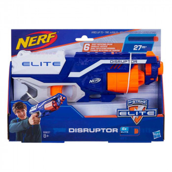 Nerf Elite Disruptor metalec