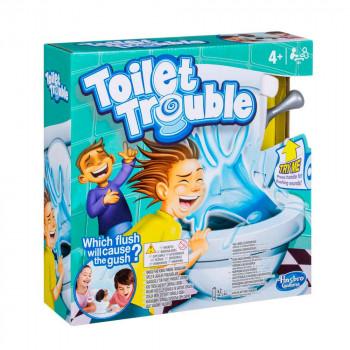 Toilet Truble družabna igra