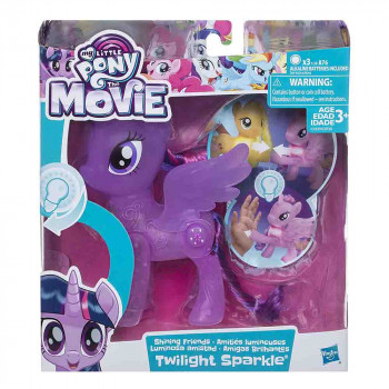 My Little Pony svetleča Twilight Sparkle
