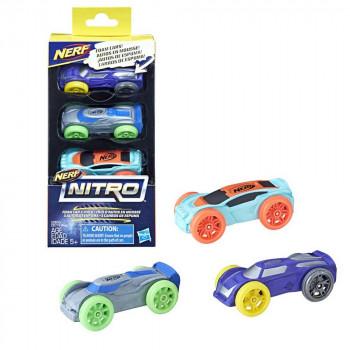 Nerf Nitro avto iz pene