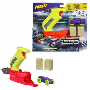 Nerf Nitro Throttleshot blitz napad
