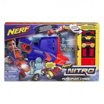 Nerf Nitro Flashfury Chaos kaos