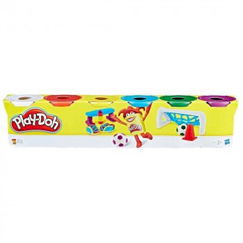 Play-Doh komplet 6 osnovnih barv