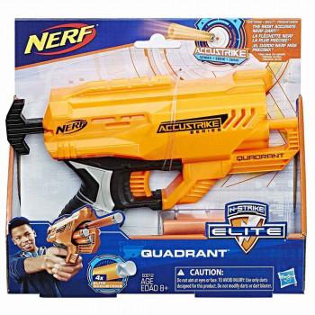 Nerf Accustrike Quadrant izstreljevalec