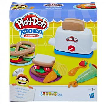 Play-Doh Ustvarjalni toaster