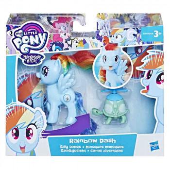 My Little Pony čarobna Rainbow Dash