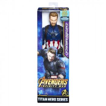 Avengers figura Stotnik Amerika 30 cm