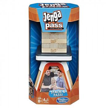 Jenga Pass Challenge družabna igra