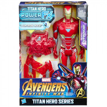 Avengers Iron Man s power pack dodatkom