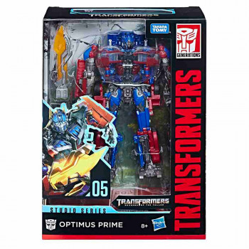 Transformers Voyager Optimus Prime 16 cm