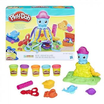Play-Doh godrnjava hobotnica