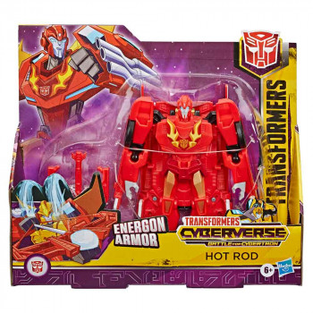 Transformers Hot Rod figura 19 cm