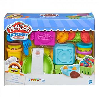 Play-Doh kuhinja pisane dobrote