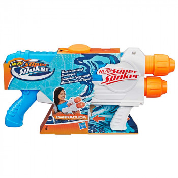 Nerf SuperSoaker Barracuda vodni metalec