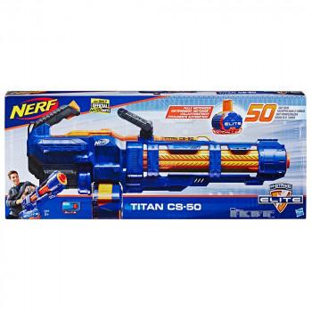 Nerf Elite Titan CS 50 ročni metalec