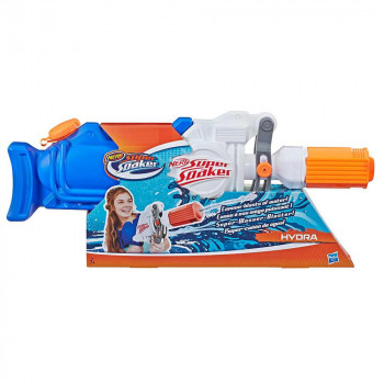 Nerf SuperSoaker Hydra vodni metalec