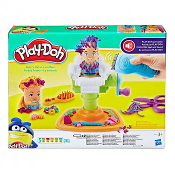 Play-Doh Buzz n cut ustvarjalna brivnica
