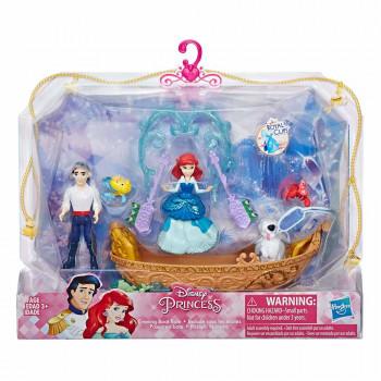Disney Princess Story set Ariela in Erik