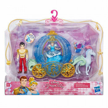 Disney Princess Story set Pepelka, princ