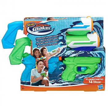 Nerf SuperSoaker Floodstic set 4 kos