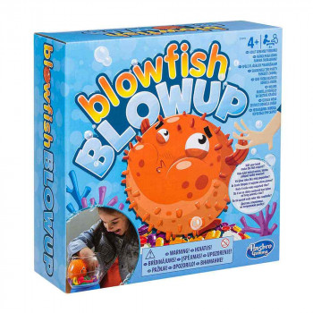 Blowfish Blowup družabna igra