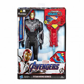 Avengers Power FX 2.0 figura Iron Man