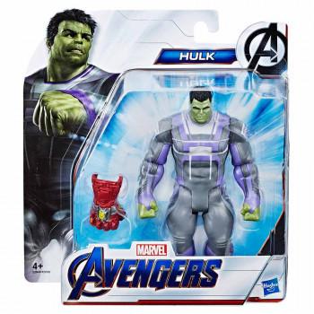 Avengers film delux figura Hulk II 15cm