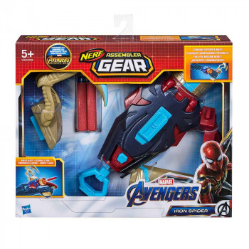 Avengers Assembler Gear set Iron Spider