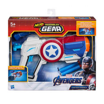 Avengers Assembler Gear Stotnik Amerika