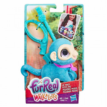 Furreal Walkalots ljubljenček opica