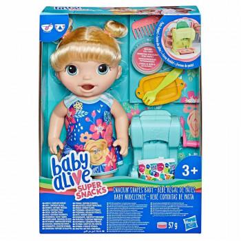 Baby Alive punčka oblikuj prigrizke