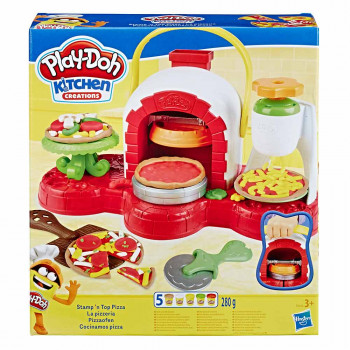 Play-Doh Stamp n top pizza set