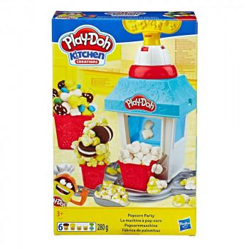 Play-Doh kuhinja zabavne pokovke