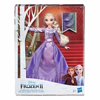 Frozen 2 delux modna lutka Elza